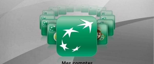 La nouvelle application Android de la BNP Paribas : Mon Assistant Auto